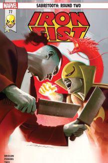 Iron Fist #77