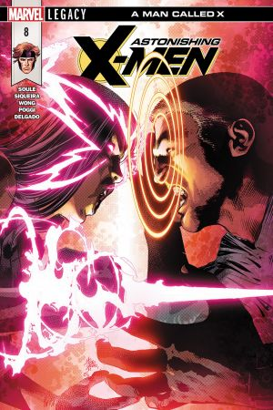 Astonishing X-Men (2017) #8