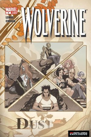 Wolverine: The Dust from Above #1
