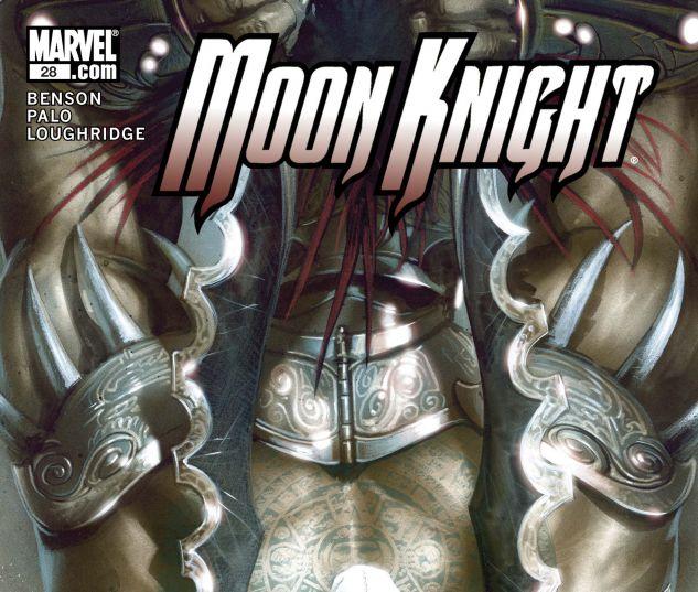 Moon Knight (2006) #28