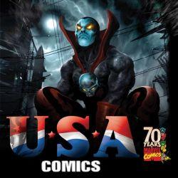 USA Comics 70th Anniversary Special