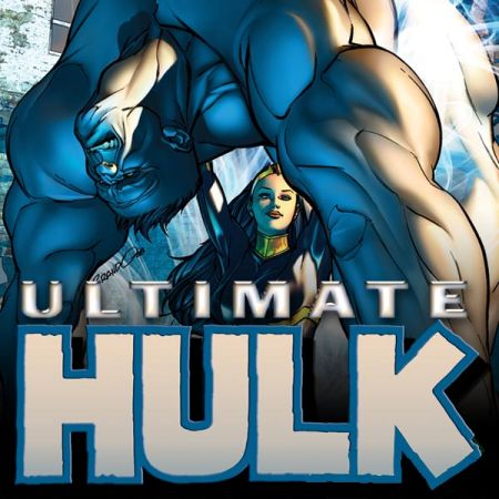 Ultimate Hulk Annual