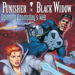 Punisher/Black Widow: Spinning Doomsday's Web