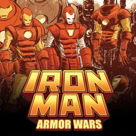 Iron Man & the Armor Wars (2009)