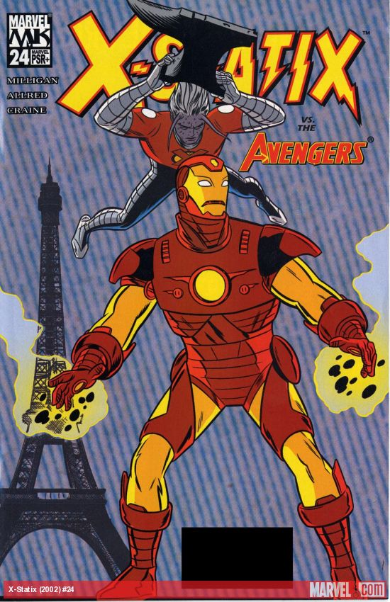 X-Statix (2002) #24
