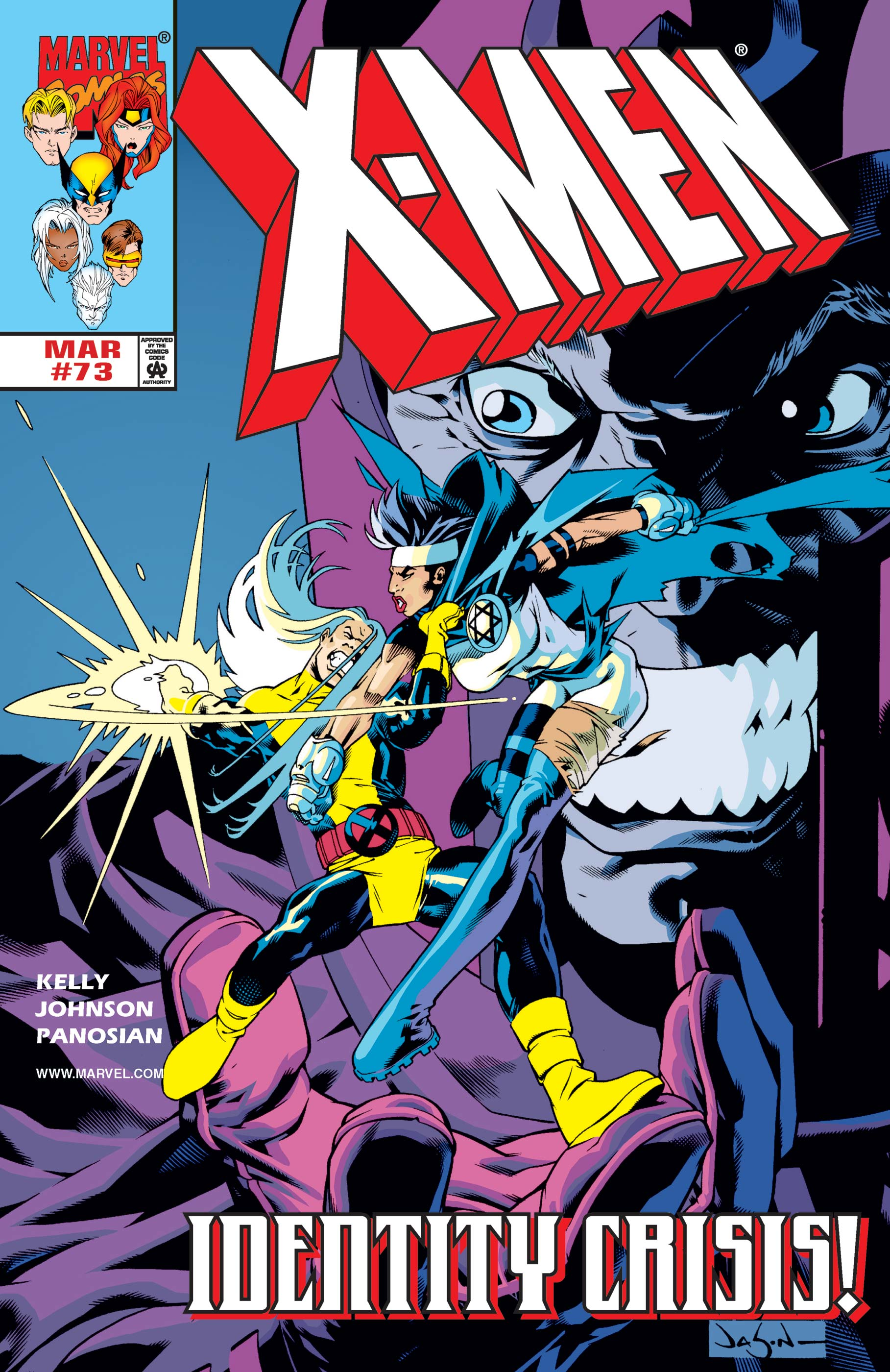 X-Men (1991) #73