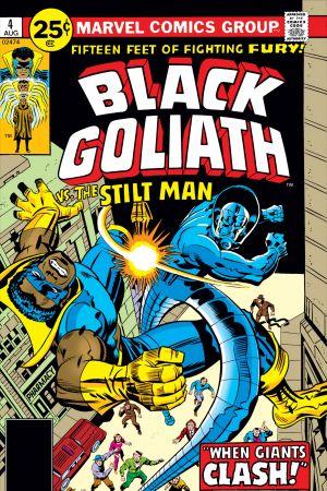 Black Goliath #4