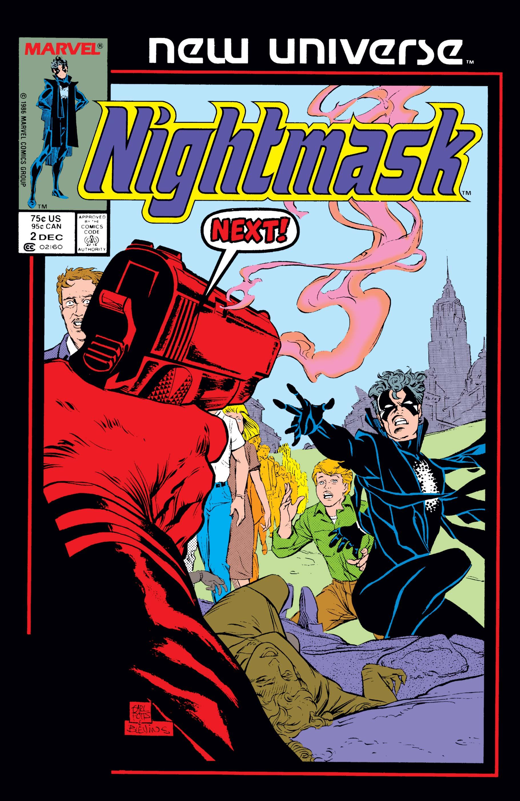 Nightmask (1986) #2