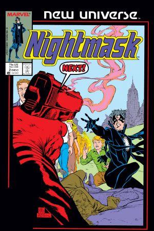 Nightmask (1986) #12