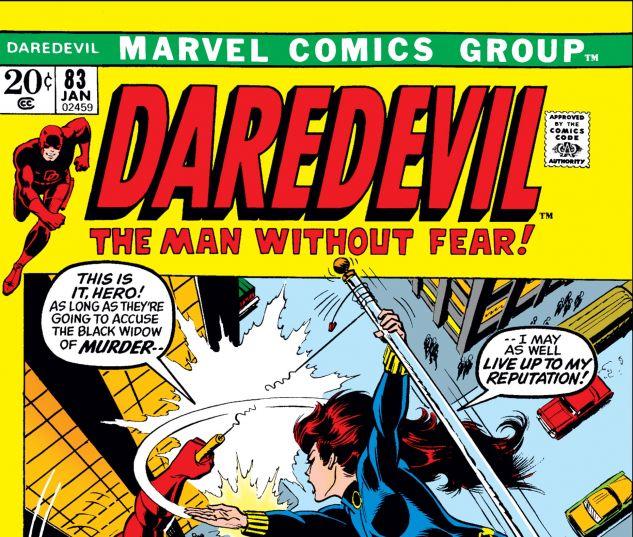 DAREDEVIL (1964) #83