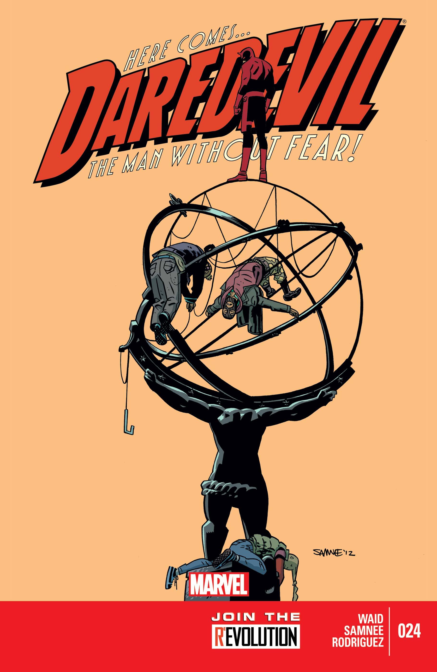 Daredevil (2011) #24