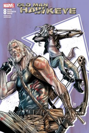 Old Man Hawkeye (2018) #8