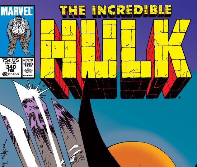 Incredible Hulk (1962) #340