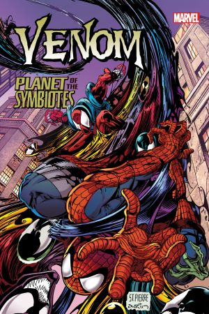 Venom: Planet of the Symbiotes (Trade Paperback)