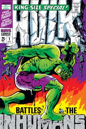 Incredible Hulk King-Size Special #1