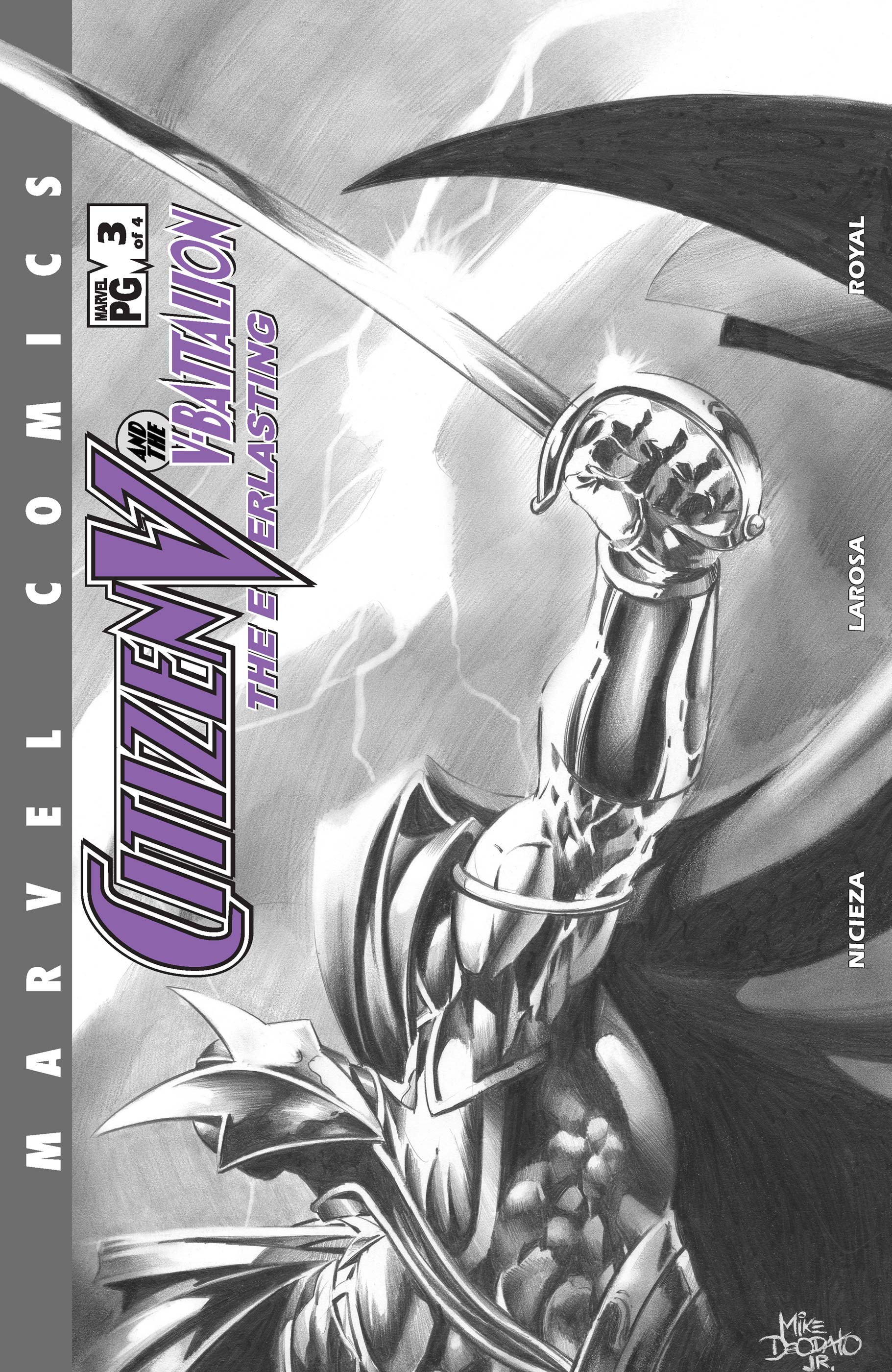 Citizen V and the V-Battalion: The Everlasting (2002) #3