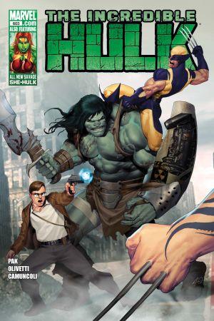 Incredible Hulks (2010) #603