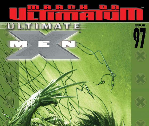 Ultimate X-Men (2001) #97