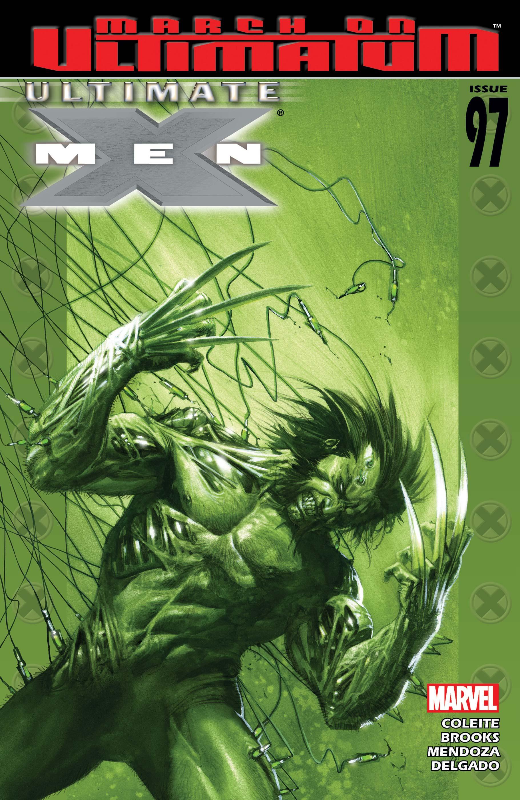Ultimate X-Men (2000) #97