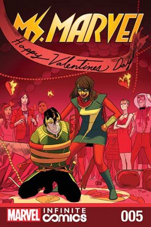 Ms. Marvel #5