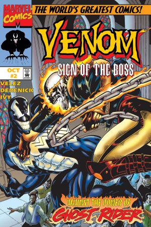 Venom: Sign of the Boss #2