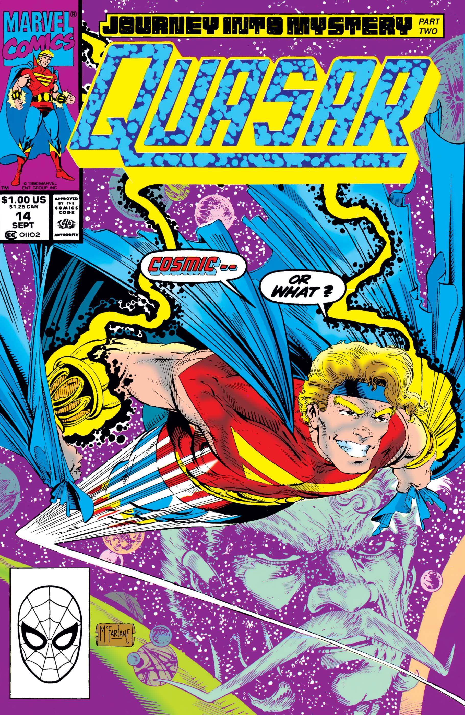 Quasar (1989) #14