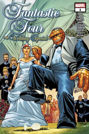 Fantastic Four: Wedding Special