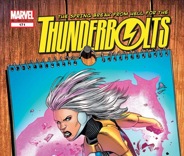 THUNDERBOLTS (2006) #171