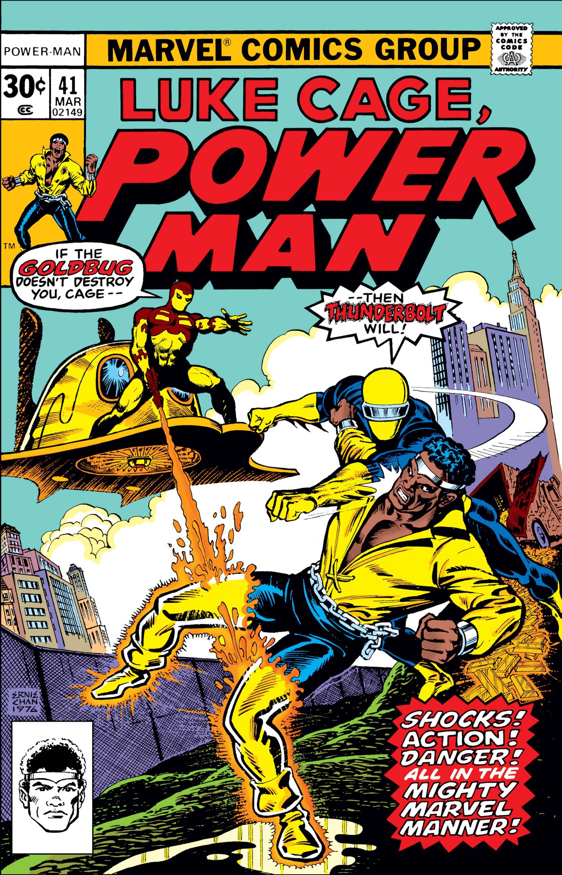 Power Man (1974) #41