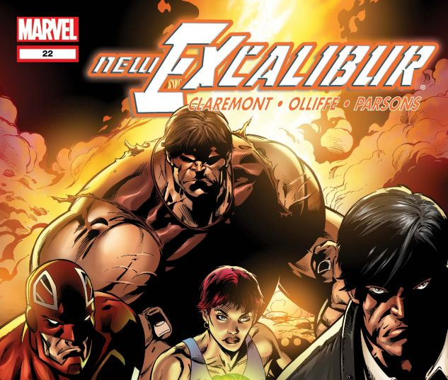 NEW EXCALIBUR (2005) #22
