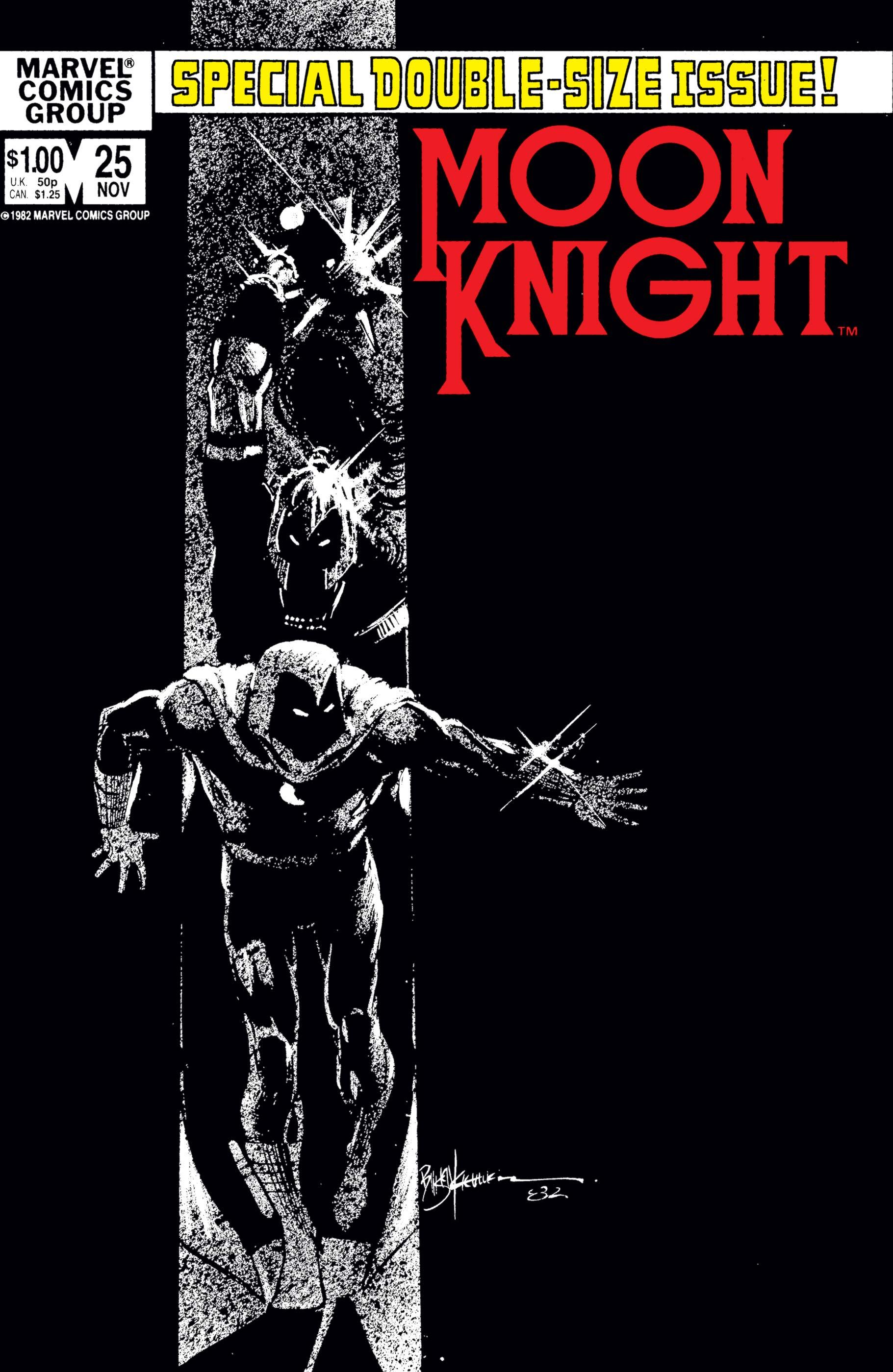 Moon Knight (1980) #25