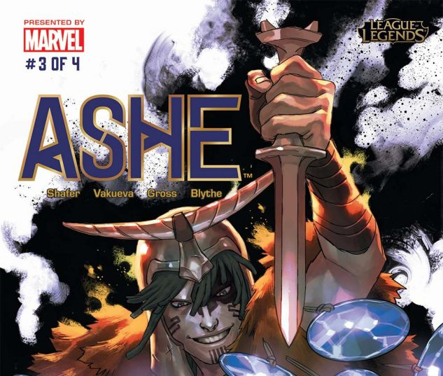cover from League of Legends: Ashe - Warmother Special Edition (2018) #3