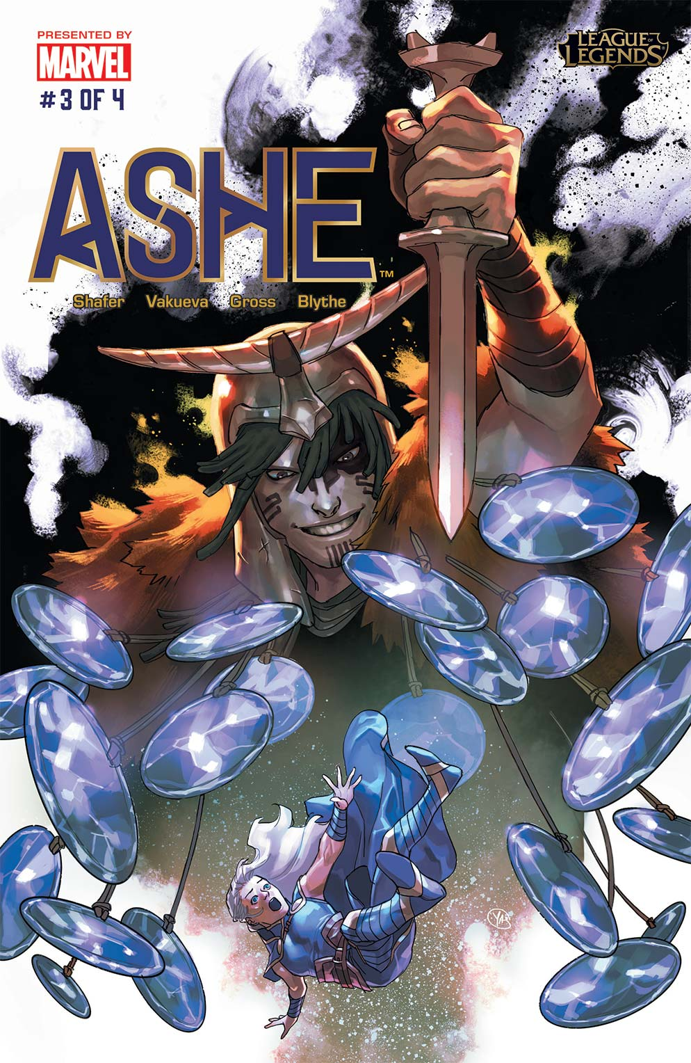 League of Legends: Ashe - Warmother Special Edition (2018) #3