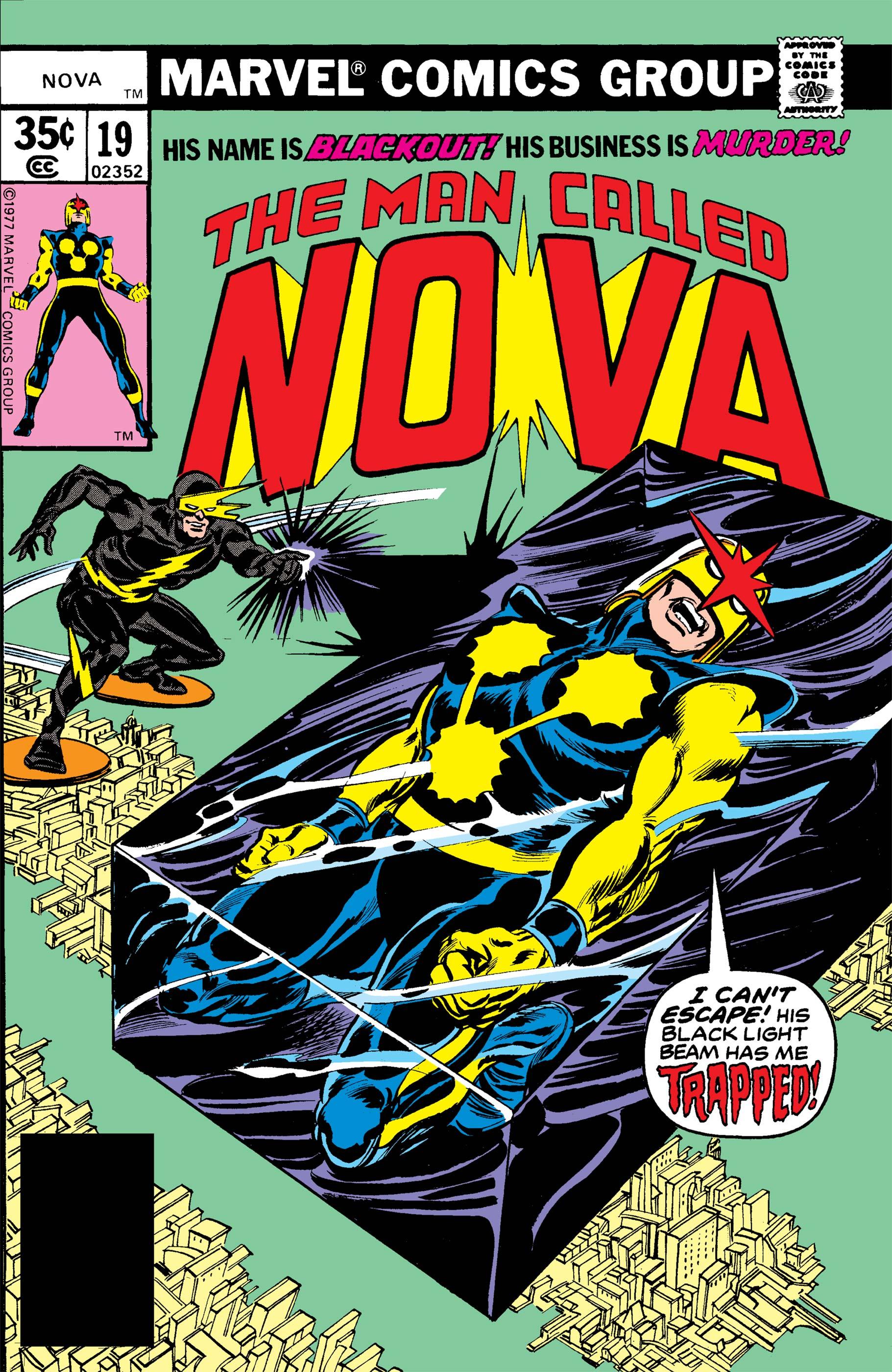 Nova (1976) #19