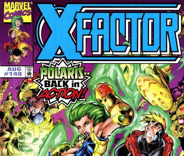 X-Factor (1986) #148