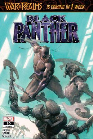 Black Panther (2018) #10