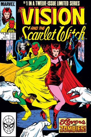 Vision and the Scarlet Witch (1985) #1