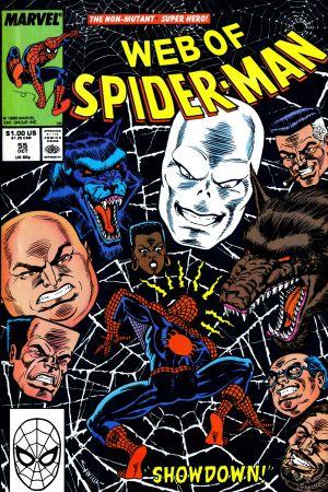 Web of Spider-Man (1985) #55