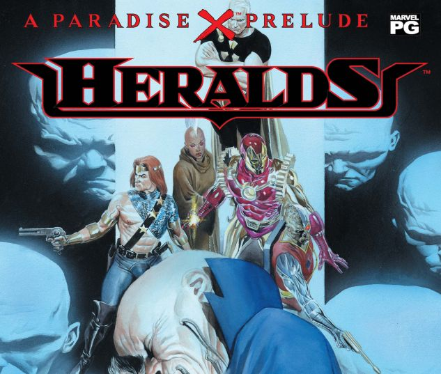 Paradise X: Heralds (2002) #3
