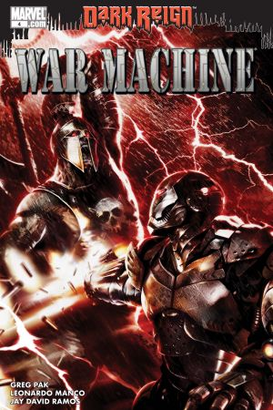 War Machine #3
