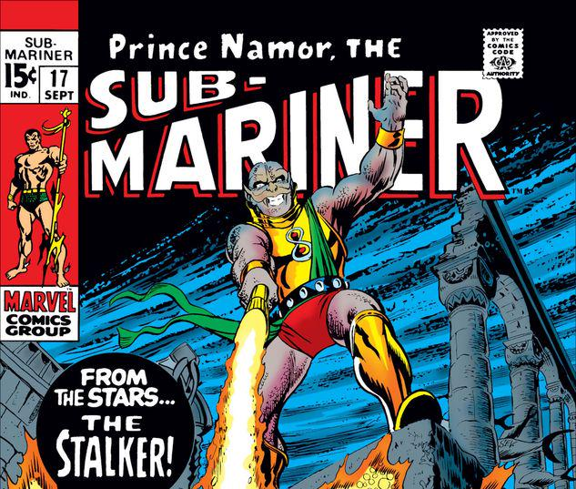 Sub-Mariner #17