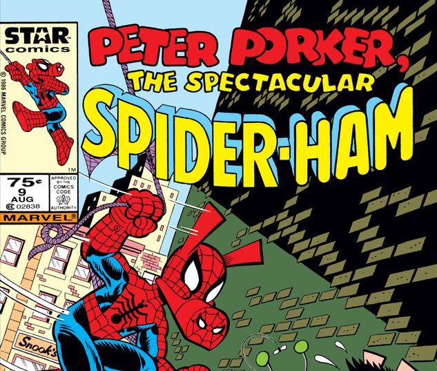 Peter Porker, the Spectacular Spider-Ham #9