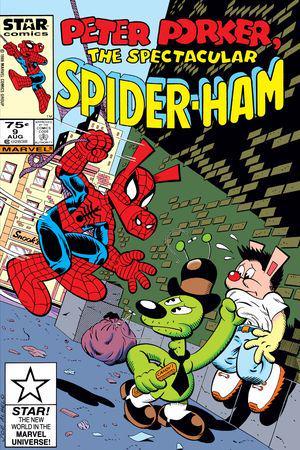 Peter Porker, the Spectacular Spider-Ham #9