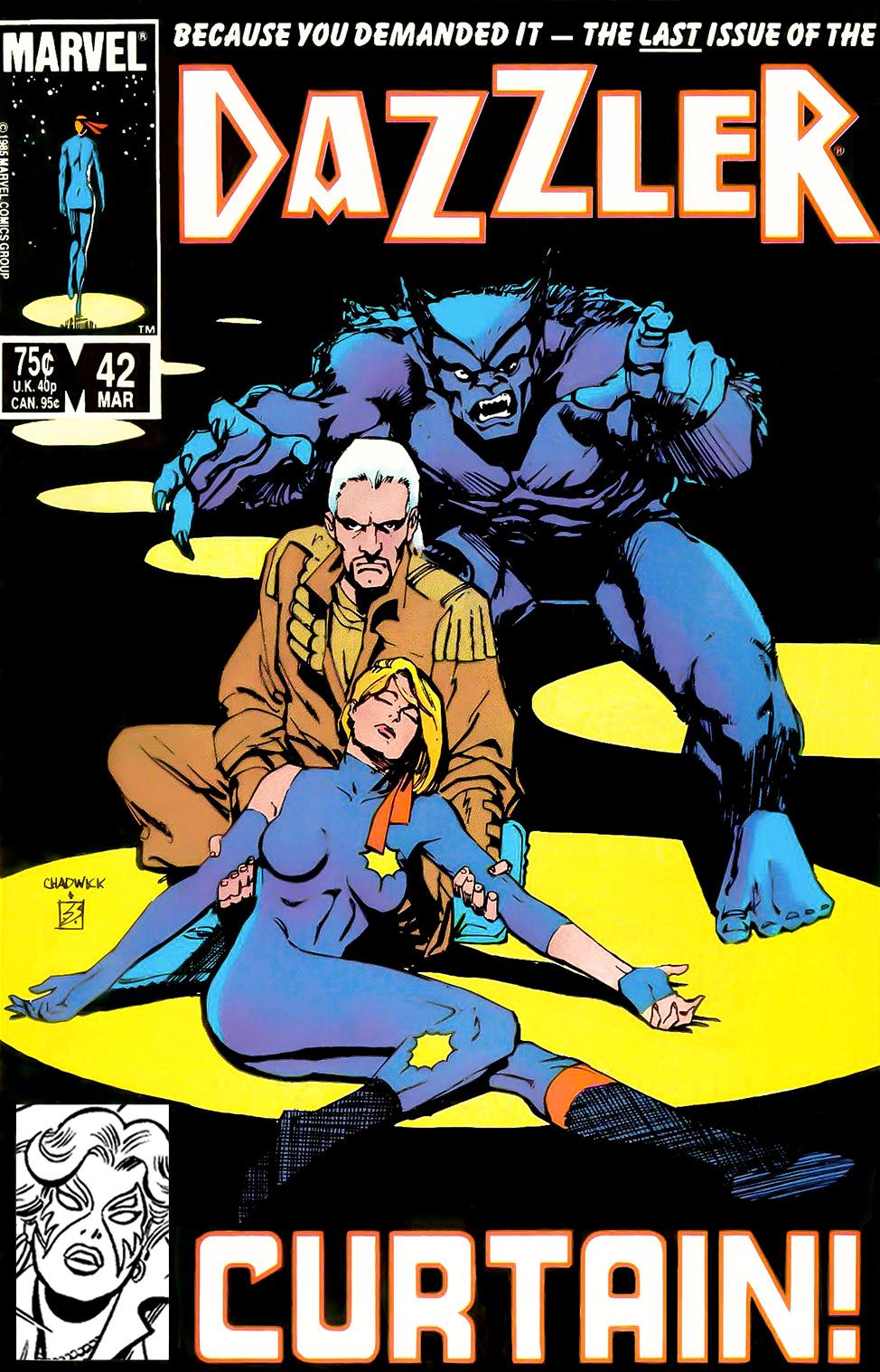 Dazzler (1981) #42