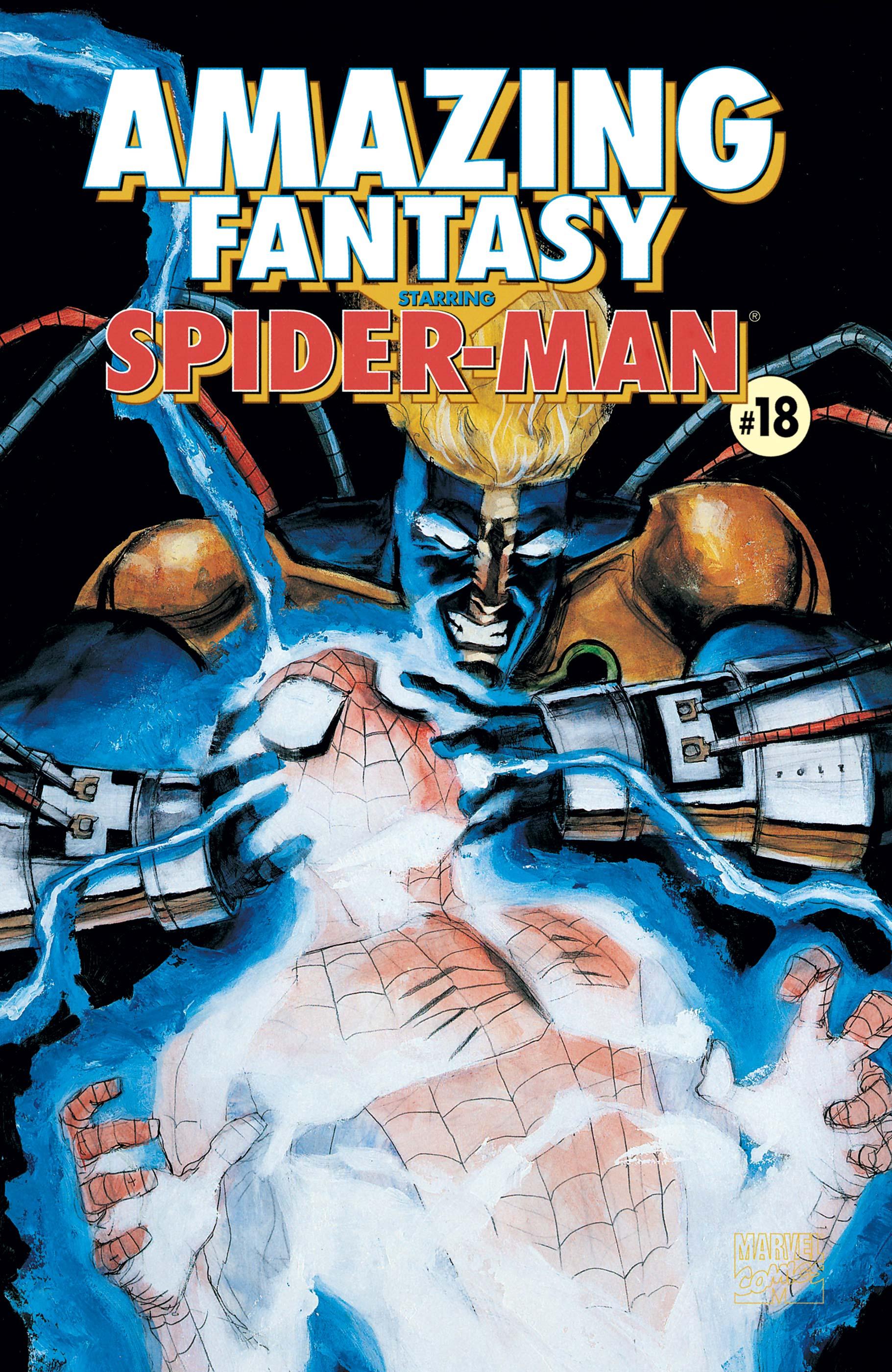 Amazing Fantasy (1995) #18