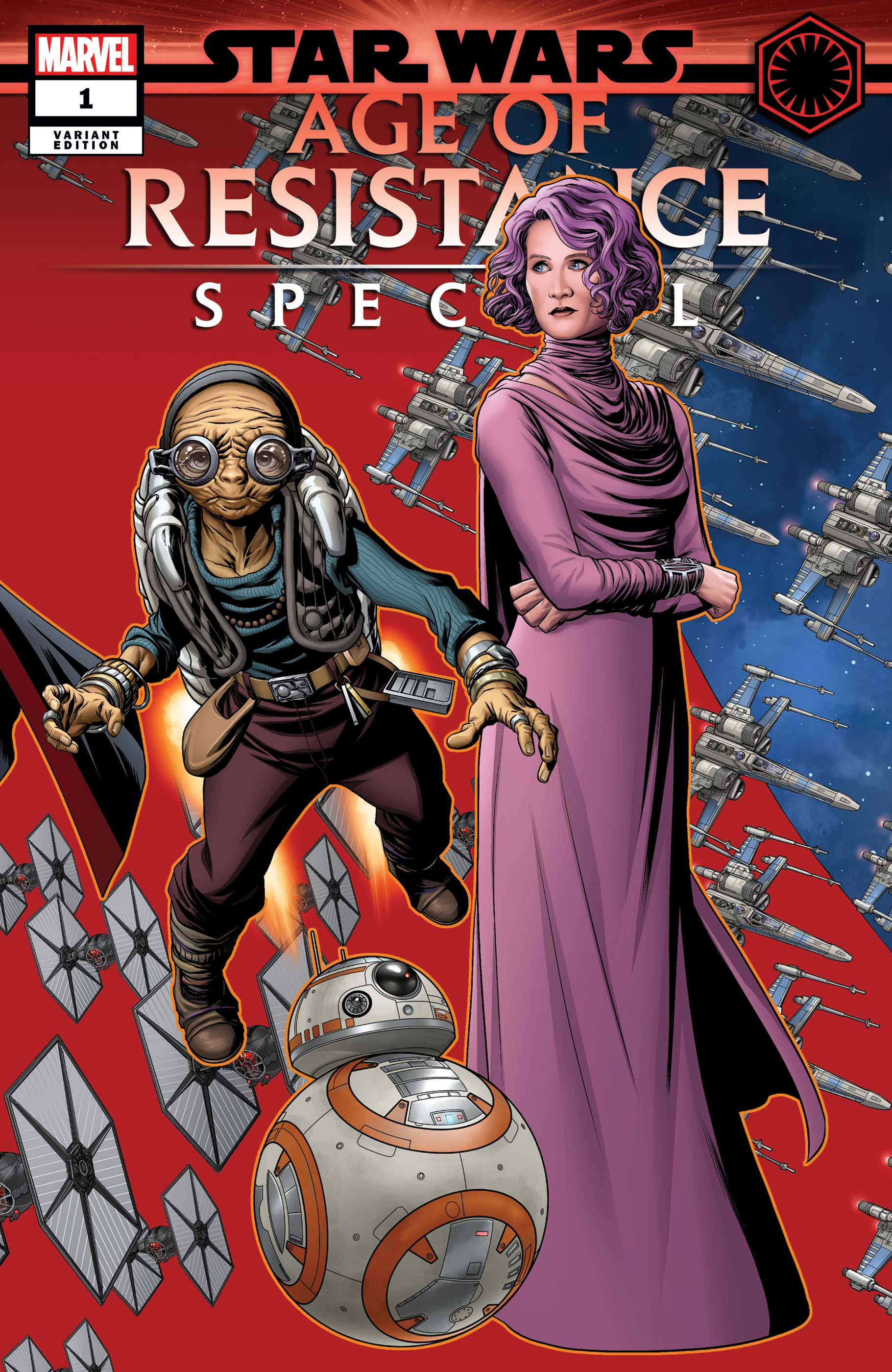 Star Wars: Age of Resistance Special (2019) #1 (Variant)