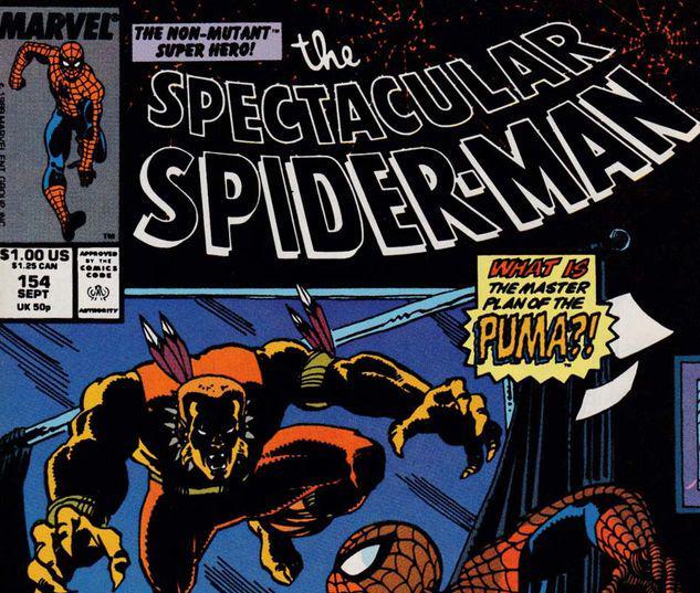 Spectacular Spider-Man #154