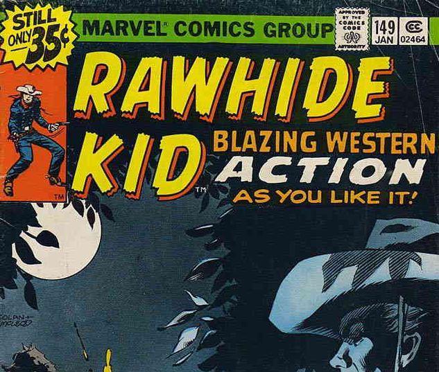 Rawhide Kid #149