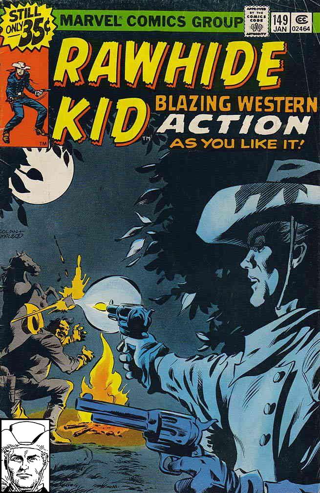 Rawhide Kid (1955) #149