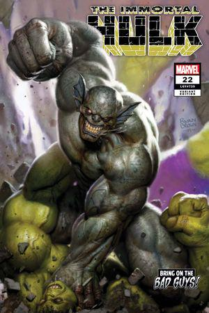 Immortal Hulk (2018) #22 (Variant)